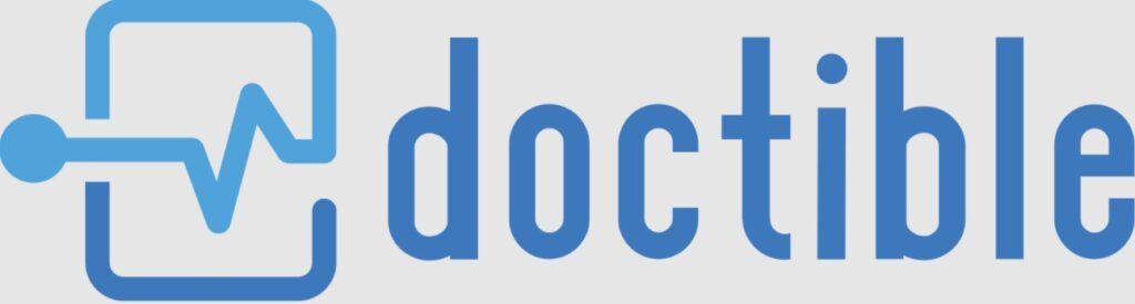 Doctible app brand logo