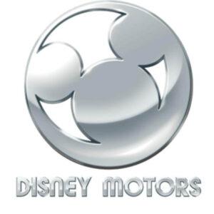 Tomica Disney Motors brand logo
