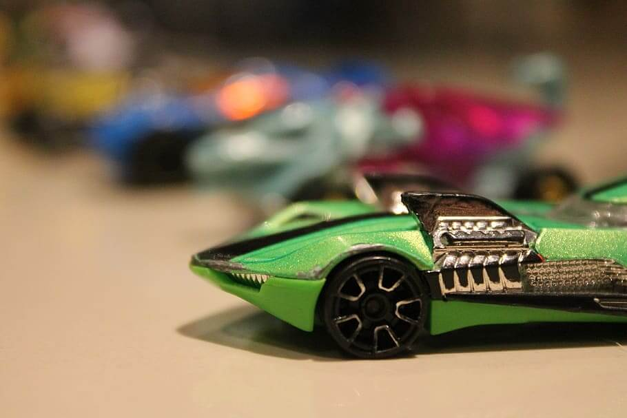 Toy Car Brands