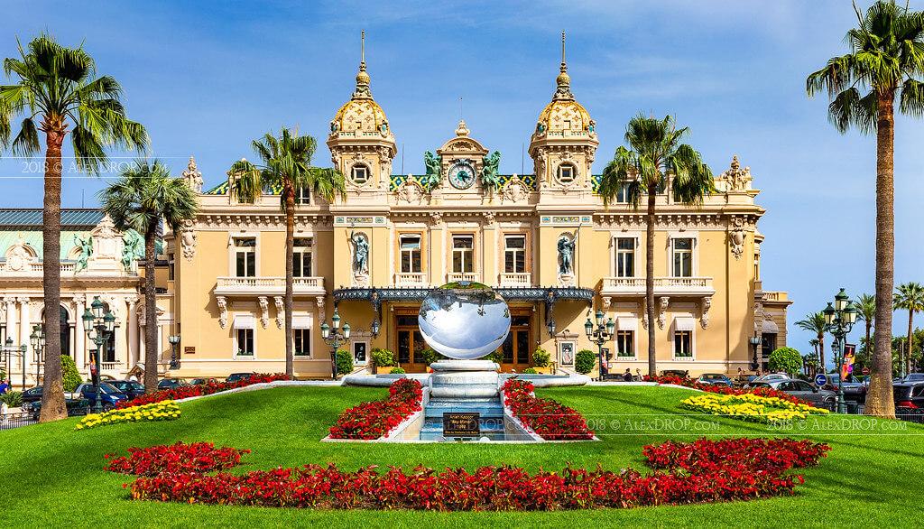 Casino de Monte Carlo, Mónaco