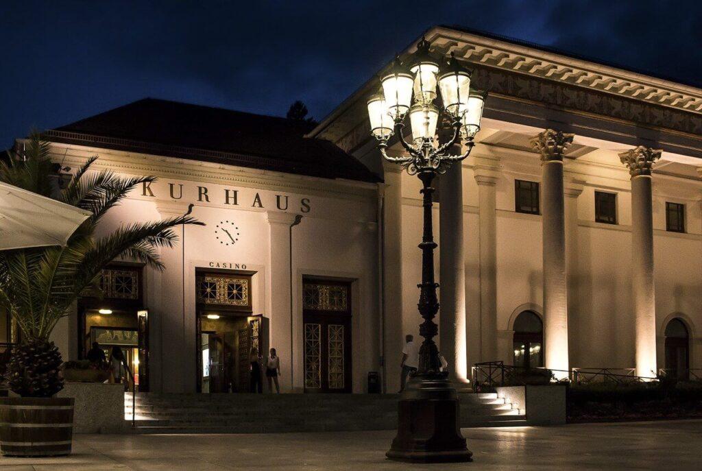 Kurhaus Casino of Baden-Baden, Germany