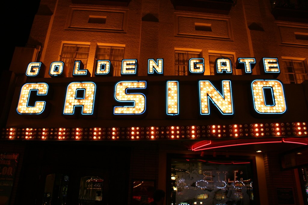 The Golden Gate Casino, Las Vegas