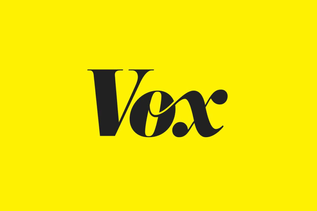 VOX brand logo