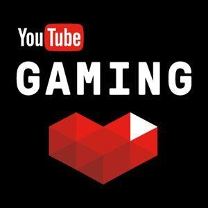 YouTube Gaming brand logo
